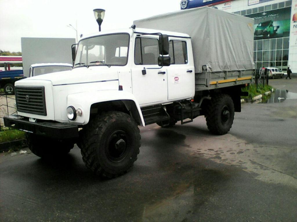 """ГАЗ-33081 """"Егерь"""""""