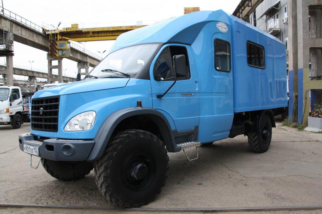 """ГАЗ-33081 """"Тайга"""""""