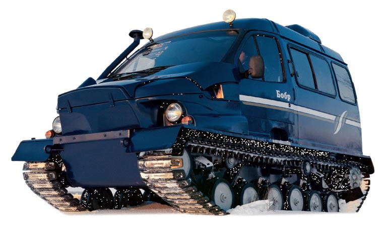 ГАЗ 3409 «Бобр»