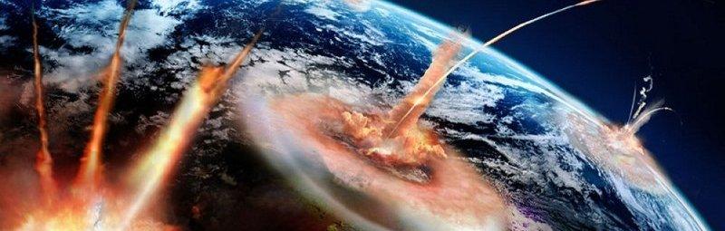 Ядерный взрыв из космоса