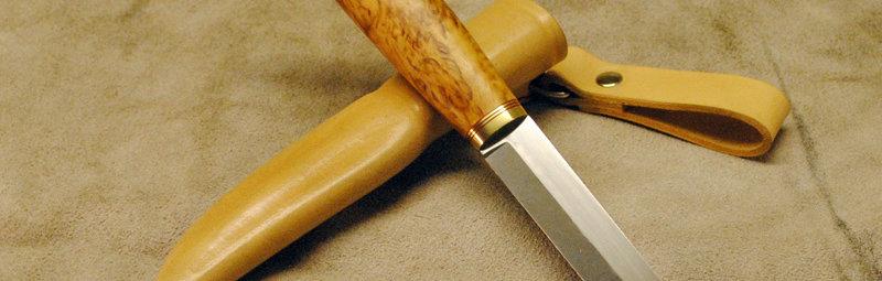 Нож и ножны