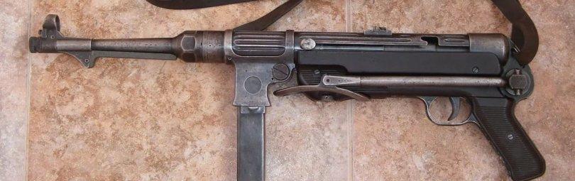 MP-38 с ремнем
