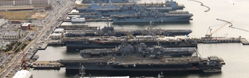 Американские корабли