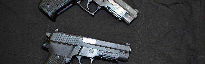 Травматический пистолет Р226Т ТК-Р