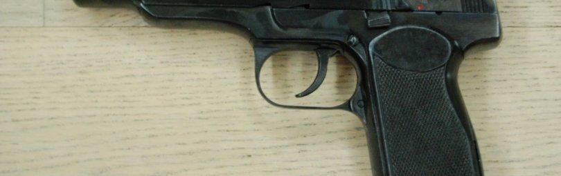 """МР-355 - практически точная копия """"Стечкина"""""""