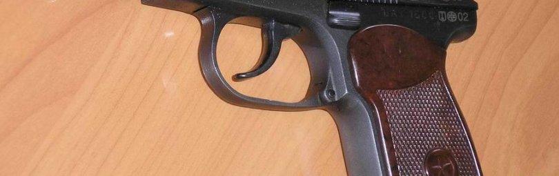 Служебный пистолет ИЖ-71