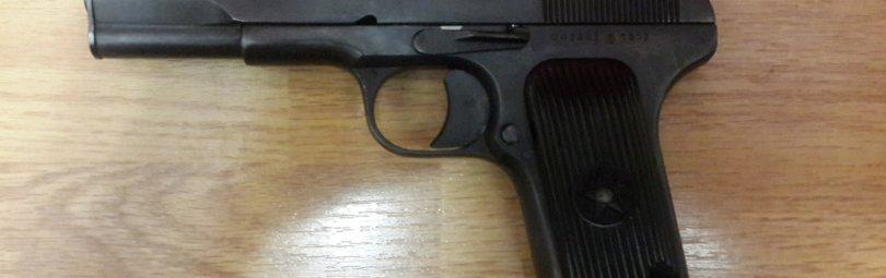 """Травматический пистолет """"Лидер ТТ"""""""