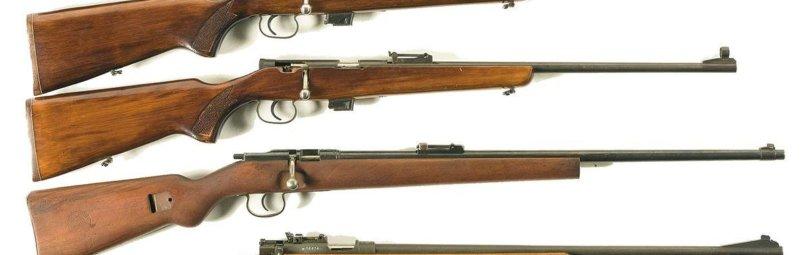Охотничьи винтовки