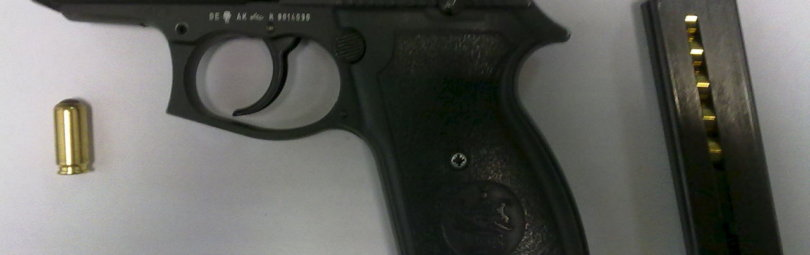 """""""Mauser HSc 90t"""" и магазин"""