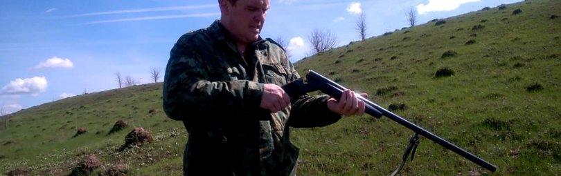 Стрелок с МР-18М-М