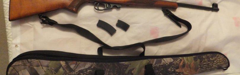 ТОЗ-99 с шомполом и сумкой