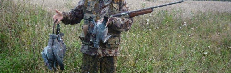 Охотник с ТОЗ-87