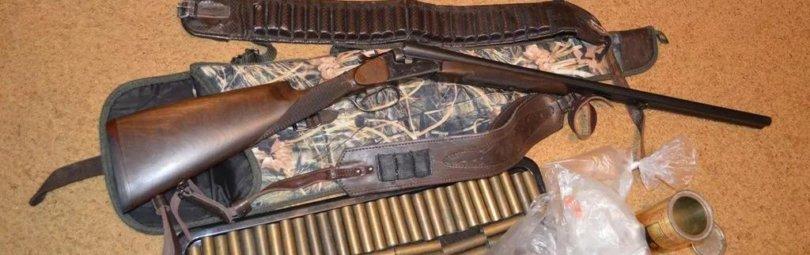 ИЖ-58 и компоненты патронов